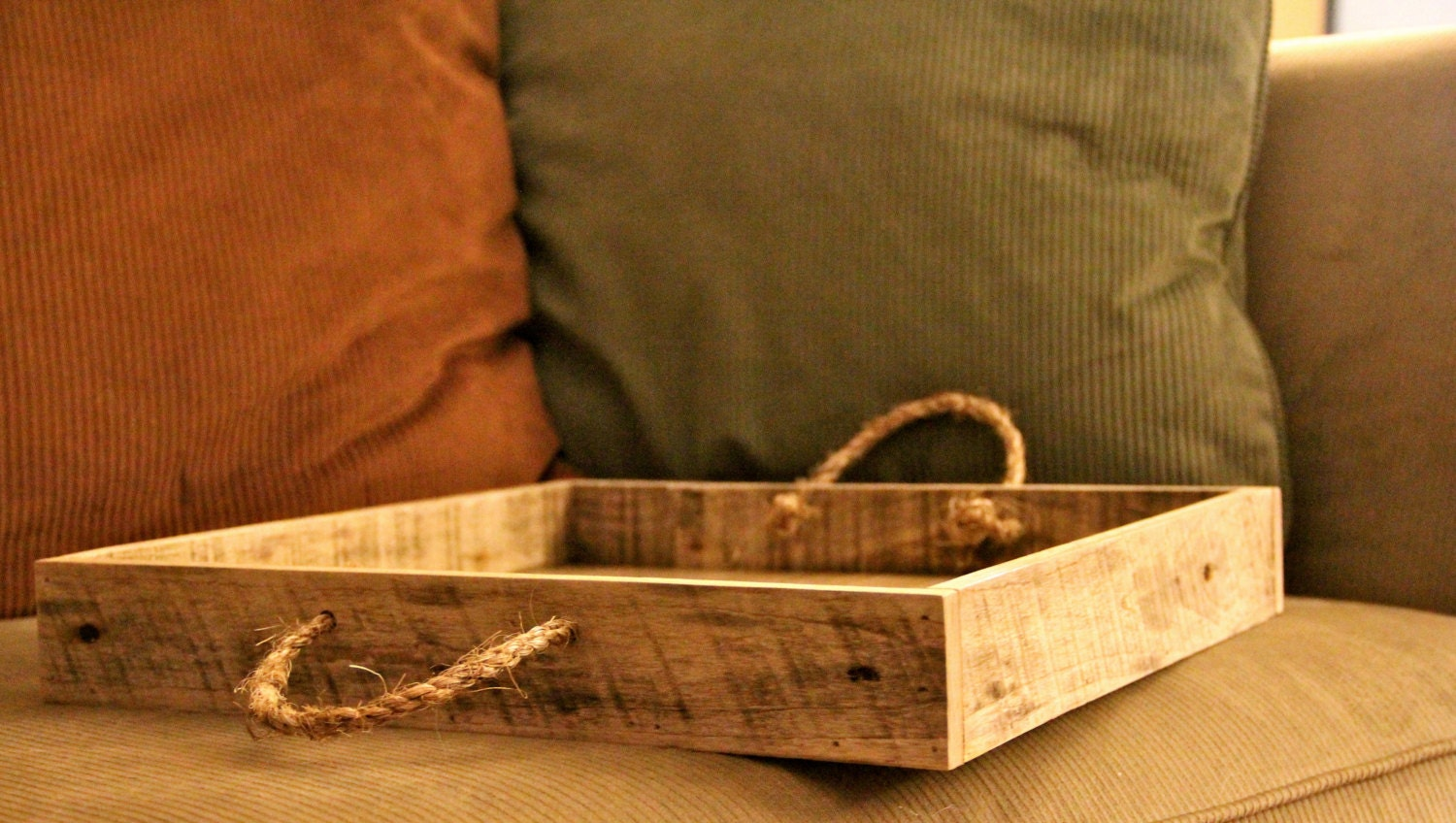 Superb img of Reclaimed wood serving tray wooden serving tray by FasProjects with #C29909 color and 1500x848 pixels