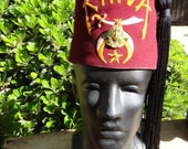 Vintage KHIVA Shrinver Hat