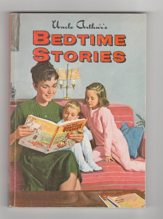 Image result for uncle arthur's bedtime stories