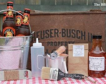 Beer Pail Gift Basket