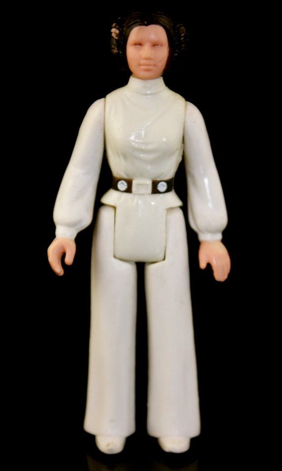 Vintage Rare 1977 Star Wars Princess Leia by gifthorsevintageOld Princess Leia