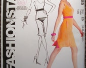 McCall's Misses' Dress Pattern MP285 (Also Called M6699) - Size 14-16-18-20-22