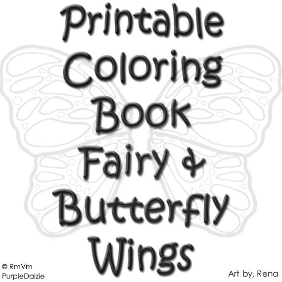 items similar to coloring book printable color pages digital coloring pages adult butterfly. Black Bedroom Furniture Sets. Home Design Ideas