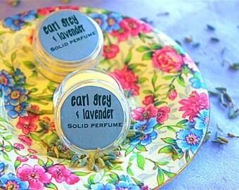 Earl Grey & Lavender Solid Perfume