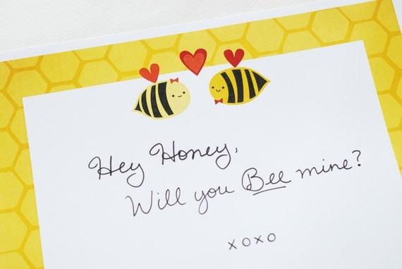 A Heart Full of Honey - Printable Paper Pack PDF