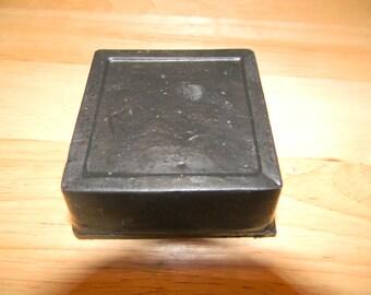 Goat Milk Charcoal Soap-All Natural-Hand Made-Super Moisturizing-5.5 oz-6 oz