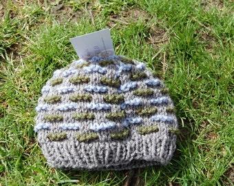 Little Dashes Hat Pattern