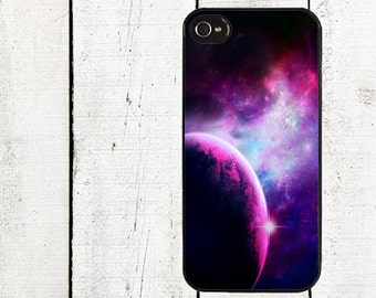 iphone 6 case Purple Cosmic Space iPhone case- for iphone 4,4s & iphone 5