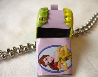 Princess Toy, Tin Whistle, Children, Bottlecaps
