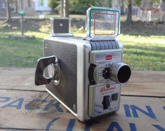 Vintage Kodak Brownie 8mm