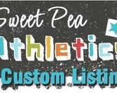 Custom Listing - Turquoise on black spankies (ajgethers)