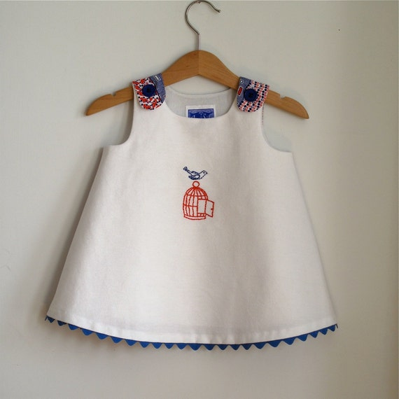 Embroidery Designs For Baby Clothes