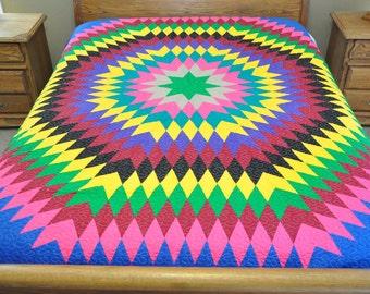 Star Patchwork Complete Quilt