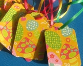 Magic Mushrooms - Any Occasion Gift Tags