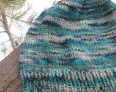 Sea Swirl Hat