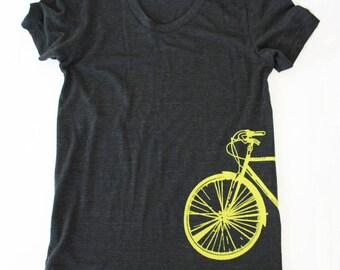 Bicycle T-shirt (Women's)