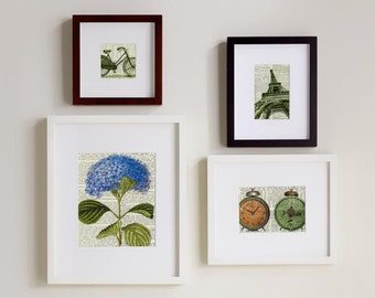 3 altered print sets