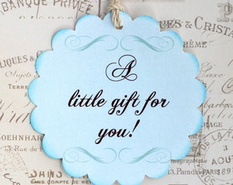 A Little Gift for You Gift Tags