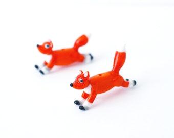 Fox bead