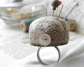 Love Letter Pincushion Ring
