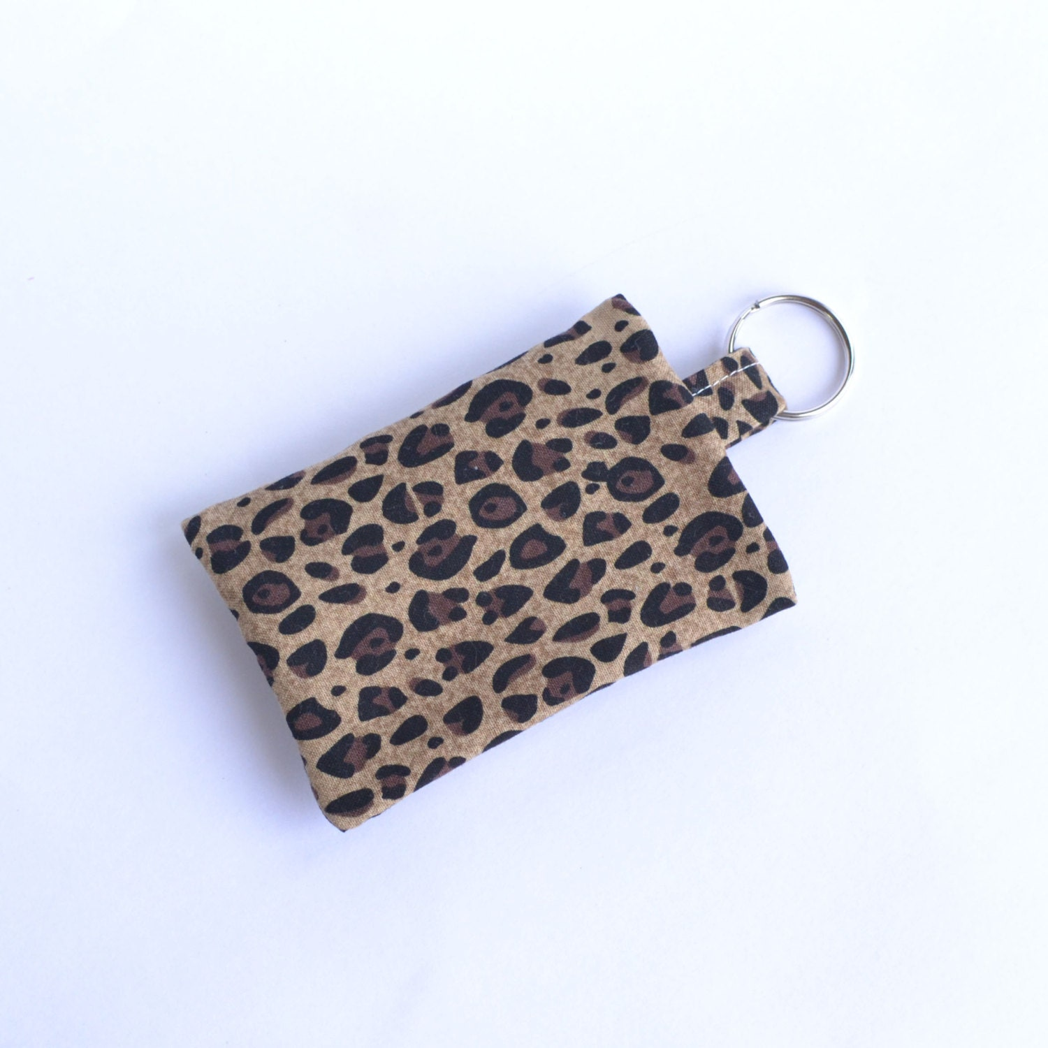 business card holder small zipper pouch flash drive holder