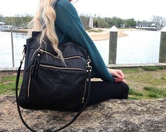 Willow tote -custom bag for Erin