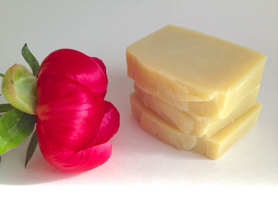 LAST ONE! Bar Soap, Gravity, Organic, cold-press, vegan, rose, herbal