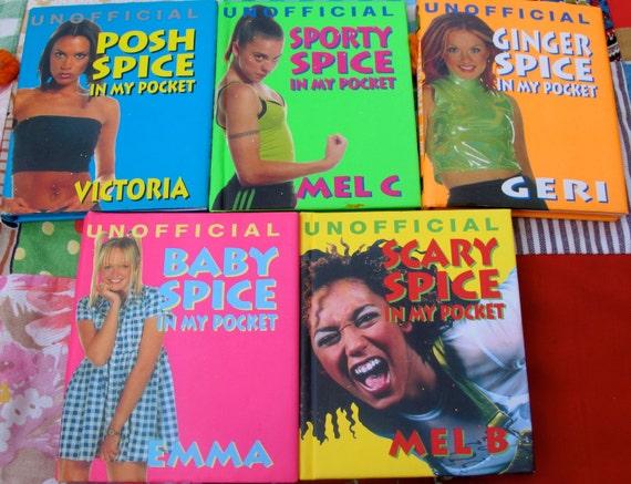 Pocket Spice Girls Books