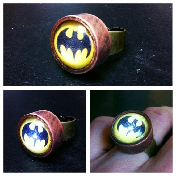 Batman Signal Ring (CustomMade)