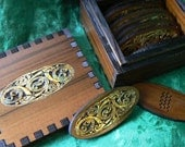 Gilded Gypsy Runes Long Celtic Oval Boxed Set