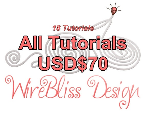 Wire jewelry tutorial sales