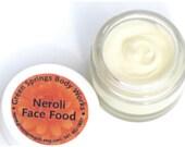 Neroli Face Food Moisturizer Cream 1 oz