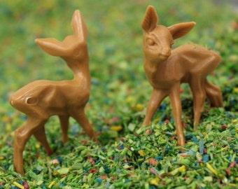 "Deer - 1/2"" Tall - 10 Pcs Set - 203-1005"