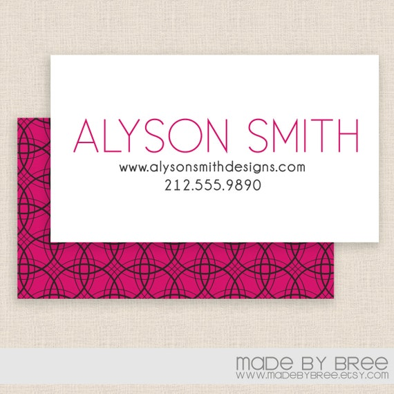Unavailable listing on etsy for 2 sided business cards templates free
