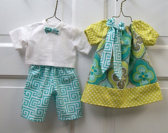 Bitty Baby Twins Doll Clothes Custom Made From Any Fabrics