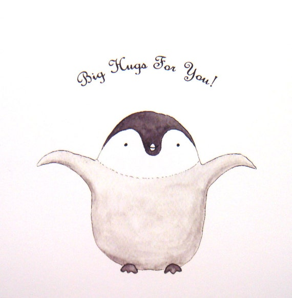 Pics For > Penguins In Love Drawings