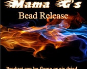 Mama G's 4 oz Bead Release for Lampwork Glass beadmaking  Handmade SRA