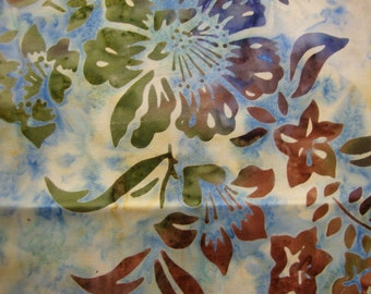 Blue Lagoon batik