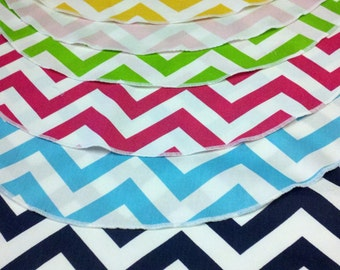 """CHEVRON CENTERPIECE ROUNDS  --Choose Your Color Chevron- table rounds zigzag 12-36""""  red black pink yellow lilac grey lime Bridal Home Decor"""