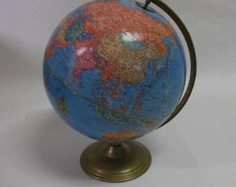 Vintage Cram's World Globe