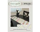 Spring Zing Table Runner .pdf pattern
