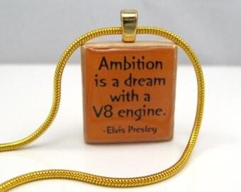 Gold-plated snake chain 16 inch length for Scrabble tile pendants