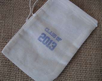Graduation Favor Bags 4x6 - Set of 10 - Item 4M1533