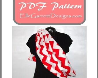 PDF Pattern - Adjustable Baby Sling