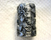 Dreadlocks  Bead Silver Flowers You Choose Hole Size