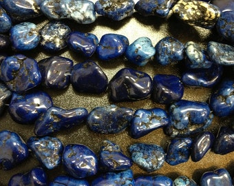 Howlite - Dyed Blue