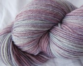 Handpainted Sock Yarn - Bamboo Wool Nylon - Yeah Nah -  Definitions of Aotearoa