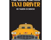 Taxi Driver 12x18 inches movie poster