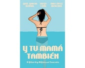 Y tu mama tambien 12x18 inches movie poster
