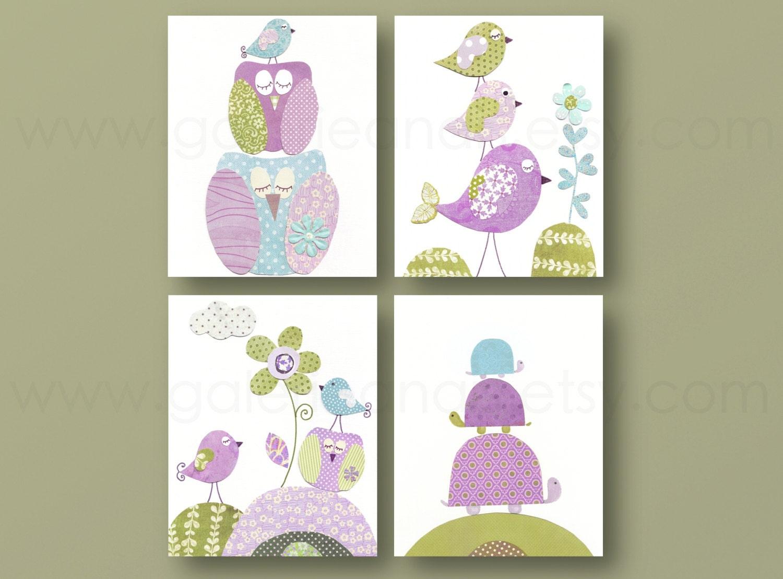 nursery art print - photo #15